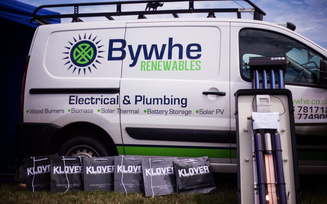 Bywhe Renewables at Stithians Show 2017