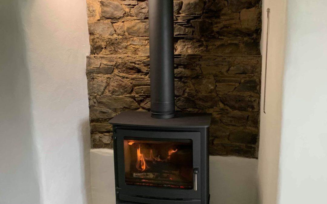 Launceston (Wood Burner)