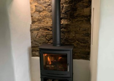 Launceston (Wood Burner)