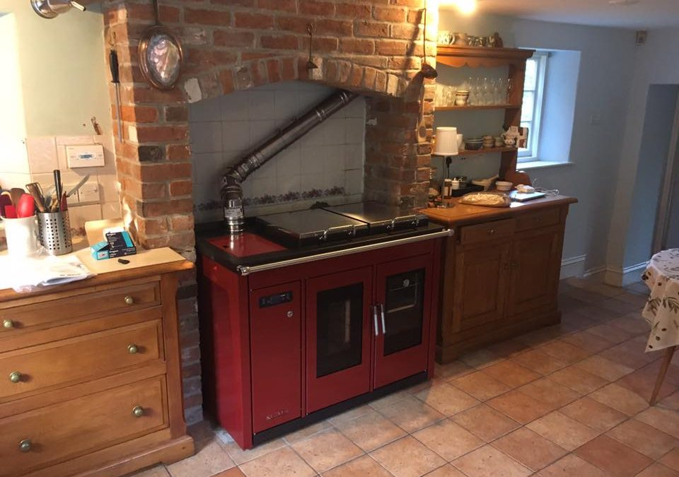 The Red Klover Stoves