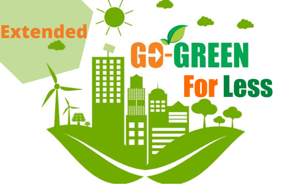 Green Home Grant – Its Extended!